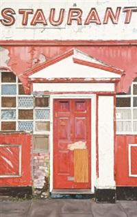 faded fake grandeur, camden street by phillip hoye