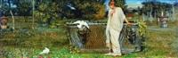 a vestal of the spring by eugene benson