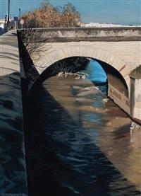 under the bridge by richard estes