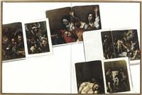 被瓦解的卡拉瓦乔之二 the disintegration of caravaggio no.2 (diptych) by chen danqing