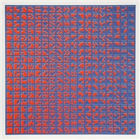 square variables (portfolio of 12) by todd smith