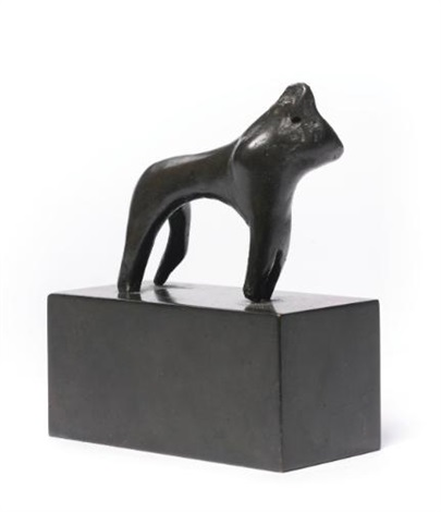 small animal by henry moore