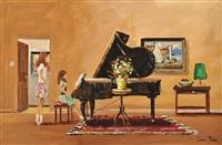 young maestro by lorna millar