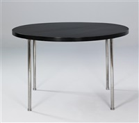 table (model b 14 sz) by marcel breuer