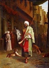 le marchand d'armes by charles victor eugène lefebvre