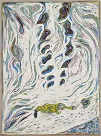 walser ascending by billy childish