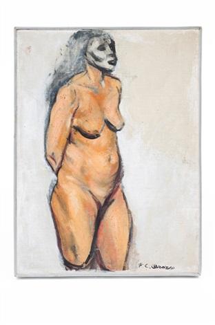 desnudo by josé clemente orozco