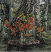les capucines by lioudmila zabelina