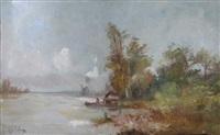 les pêcheurs by godchaux