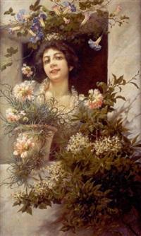 belleza andaluza by manuel de la rosa