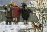 la palissade by mikhail birioukov
