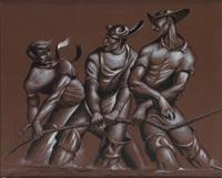 the netters by leonard everett fisher