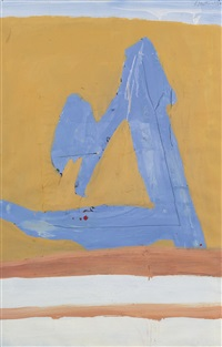 summertime in italy no. 3 by robert motherwell