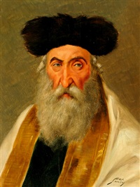 rabbi by max sandor