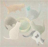 pisici by dorin coltofeanu