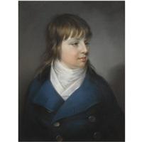 portrait of a boy by john russell