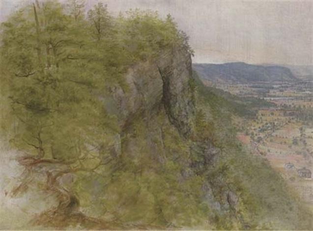 mountain vista by asher brown durand