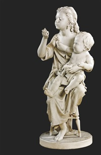 a child and enfant by raimondo pereda