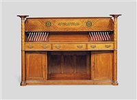 rare sideboard by george washington jack