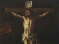 christ on the cross by flemish school-antwerp (17)