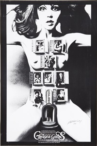 andy warhol's chelsea girls by alan aldridge