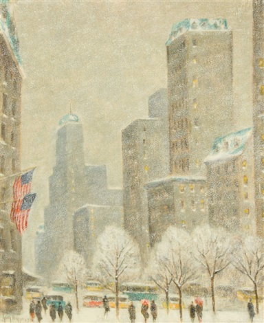 blizzard conditions by guy carleton wiggins