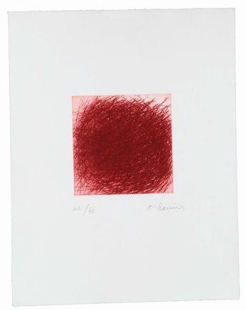 senza titolo (2 works) by arnulf rainer