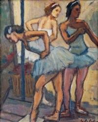 les ballerines by charles emmanuel jodelet