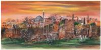 walled city by mustafa pilevneli