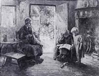 story hour by cornelius christiaan zwaan