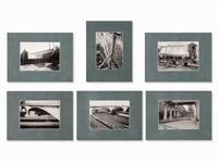 baukunst (6 works) by albert renger-patzsch