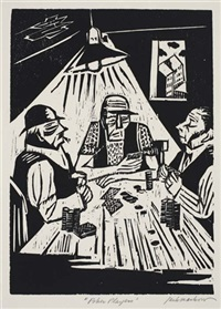 poker players by jack markow