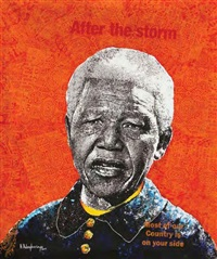 mandela after the storm by kunle adegborioye