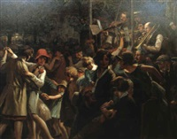 le bal du 14 juillet by paul remy