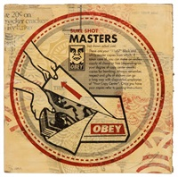 sure shots masters by shepard fairey