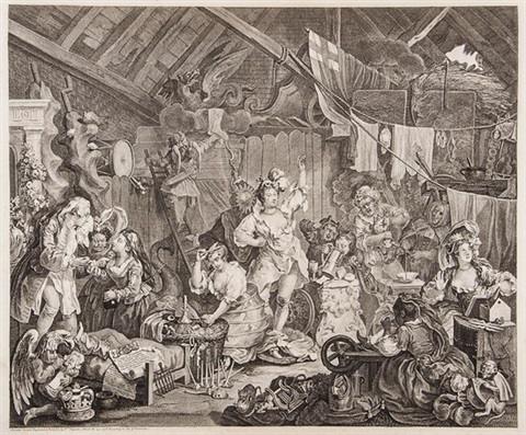untitled 108 works by william hogarth