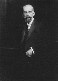 franz schalk, komponist und hofoperndirektor (nachfolger von gustav mahler) by hermann clemens kosel