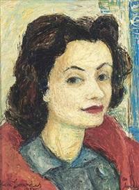 portrait of janey by alan lowndes