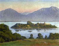 frauenchiemsee by rudolf hause