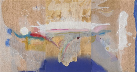 madame butterfly in 3 parts by helen frankenthaler