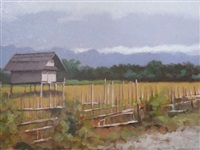 nuage blanc - laos by rémi bourquin
