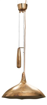 adjustable pendant by paavo tynell