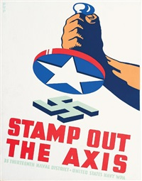 stamp out the axis by phil von phul