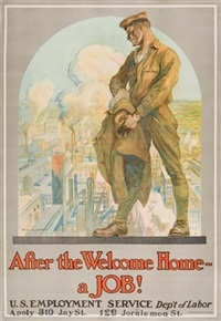 after the welcome home - a job by edmund marion ashe