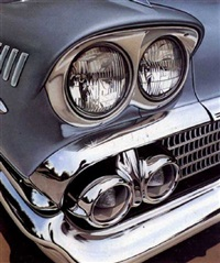 chevrolet impala 58 by georges renouf