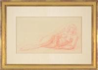 nude study by leon kroll
