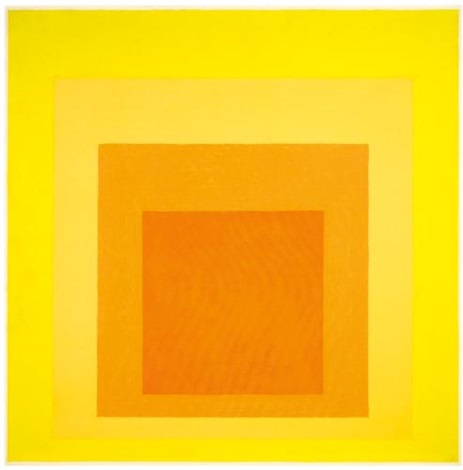 homage to the square midsummer 1964 by josef albers