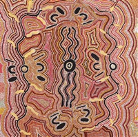 women water by bessie nakamarra sims