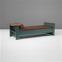 bed no. 102 from lycée fabert, metz by jean prouvé