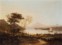 loch awe, near inverary by anne gibson (bennett) nasmyth